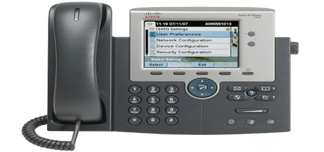 Cisco 7945 Manual User Guide for Cisco 7945 IP Phone Users in PDF