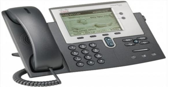 Cisco phone Manual 7942