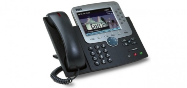 Cisco Office Phone Manual